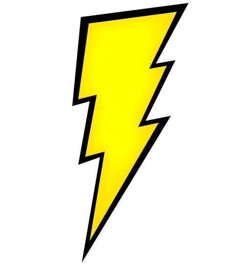 what color is electricity electricity clipart thunder pencil and in color