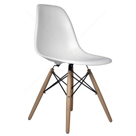 Charles Eames Dsw by Charls Eames Dsw Chair Weiss