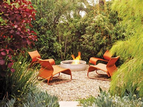 Fire Pit Design Ideas Outdoor Spaces Patio Ideas Secluded Backyard Ideas