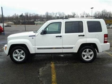 Jeep Liberty 2012 Mpg Purchase Used 2012 Jeep Liberty 4wd 4dr Limited In
