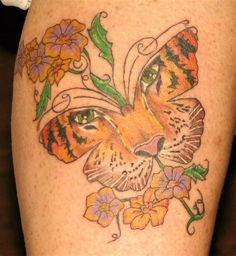 tiger butterfly tattoo designs 15 simple and butterfly designs with meanings