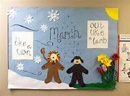 Best 25+ ideas about March Bulletin Boards | Find what you\'ll love