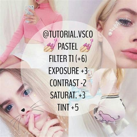 tutorial vsco white 20 vsco cam filters for pink instagram feed rizanoia