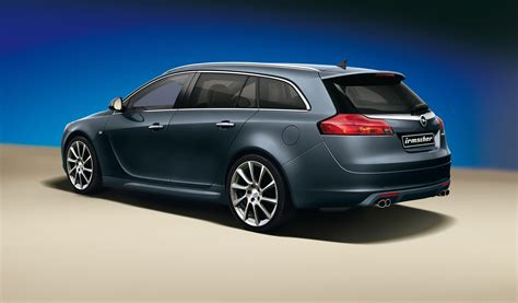opel irmscher irmscher retrofits the opel insignia sports tourer