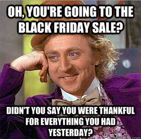 Black Friday Shopping Meme - the funniest black friday memes