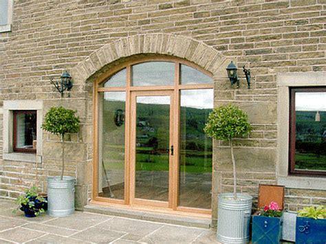 Bespoke wooden barn doors custom built in Yorkshire.Fine