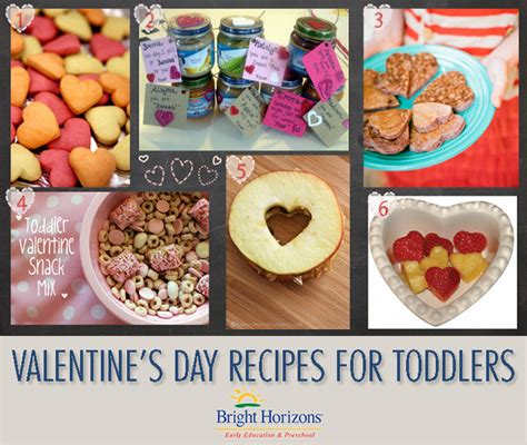 valentines day recipes s day recipes for toddlers bright horizons