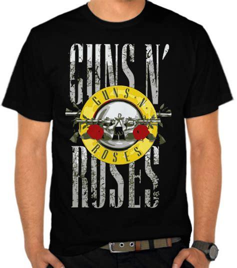 Kaos Guns N Roses Gnsnr39 jual kaos guns n roses 1 guns n roses satubaju
