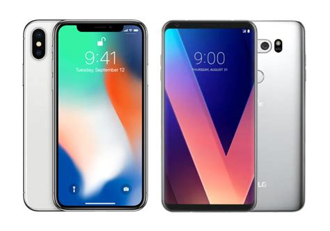 Lg Shine Might Be Better Than An Iphone by The Lg V30 Is The Best Iphone X Competitor