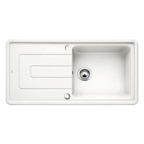 Kitchen Sink Blanco Blanco Tolon Xl 6 S Ceramic Inset Kitchen Sink Bl467809 Sinks Taps