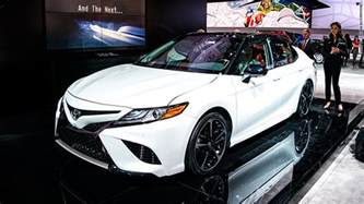 Auto Show Toyota America S Favorite Car Tries For Excitment Jan 10 2017