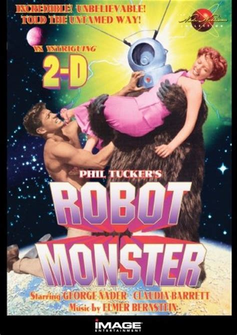 film robot monster primate info net motion pictures featuring nonhuman primates