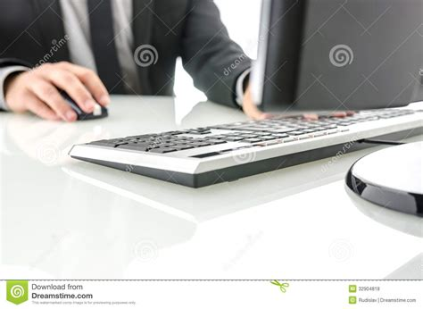 vhz office computer desk office desk stock photo image of monitor legal