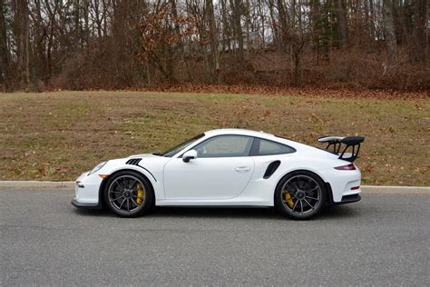 porsche white gt3 2016 2016 porsche 911 gt3 rs in white with black gt silver