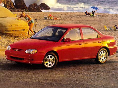 Kia Sephia Reviews 1998 Kia Sephia Reviews Specs And Prices Cars
