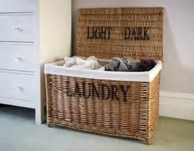 Large Laundry Hers Wicker Laundry Sorter Her Wicker Basket Wicker Vegetable Baskets Seagrass Storage Box