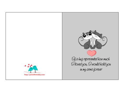Marvelous Printable Christmas Cards Free #3: Love-quotes-card-16.png