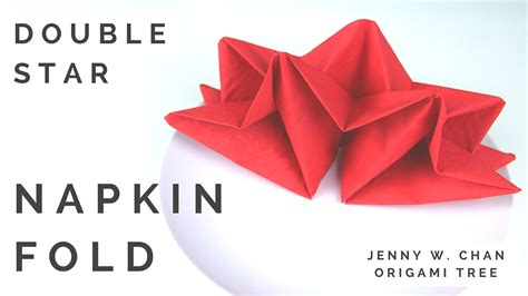 Servietten Falten Technik by Napkin Folding Tutorial Napkin Fold