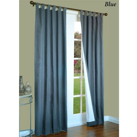 solid curtains weathermate solid thermalogic tm tab top curtains
