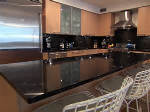 Black Countertop Kitchen Marble Kitchen Countertop Options Hgtv