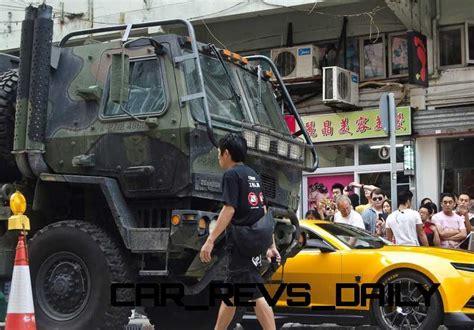 Transformers 4 Truck Called Hound Is Oshkosh Defense M1157