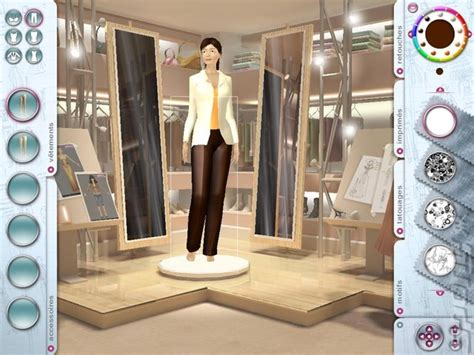 fashion designer online games list screens imagine fashion designer pc 3 of 4