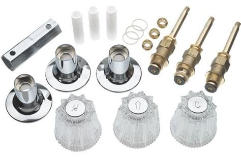 bathroom shower parts price pfister crystal bath and shower repair kit