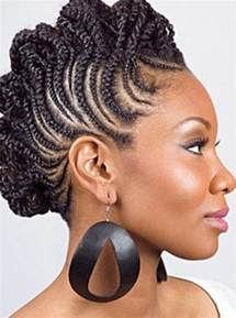 the half braided hairstyles in africa 10 african american braided hairstyles remarkable