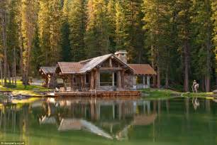 Cabin By The Water by Montana S Headwaters C Guest Cabin Comes With Elk Horn