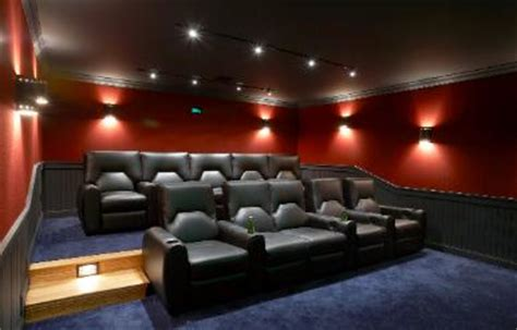 Home Theatre Wall Decor by Wall Upholstery For Home Theaters And Acoustics