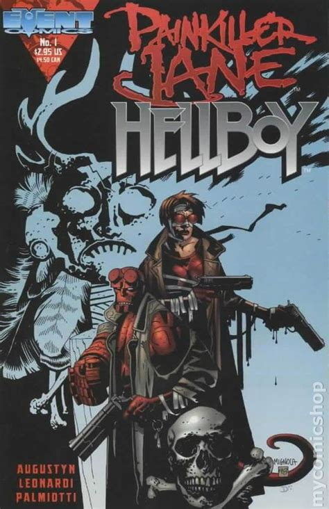painkillers books painkiller hellboy 1998 comic books