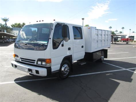 isuzu crew cab box truck for sale isuzu free engine