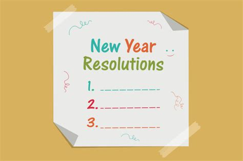 new year year of the list 10 new years resolution ideas and tips for retail