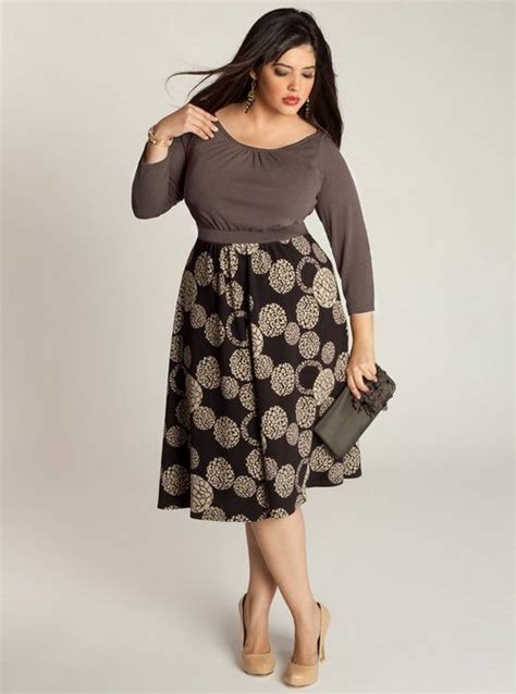 flattering styles for full figure older women 11 best images about sexy plus size clothes on pinterest