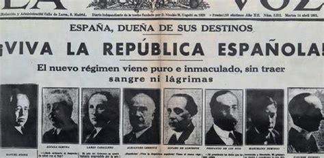 gobierno provisional de la segunda repblica espaola azuaraorg blog azuara 1936