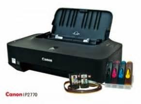 program reset printer canon ip 2770 cara cepat reset printer canon ip 2770 dengan software