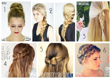 easy hairstyles for short hair back to school beautylish life favorite back to school hairstyles easy