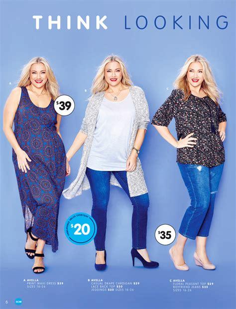 big w clothing catalogue 28 3 feb 2016