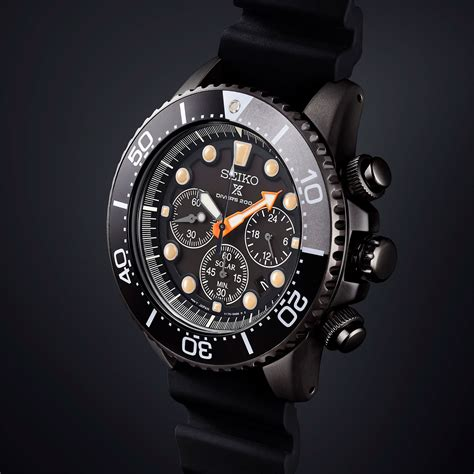 Limited Editions New Black new 2018 seiko prospex black series divers limited editions ssc673 luxuo