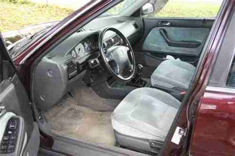 purchase used 1991 honda accord lx wagon 5 door 2 2l in