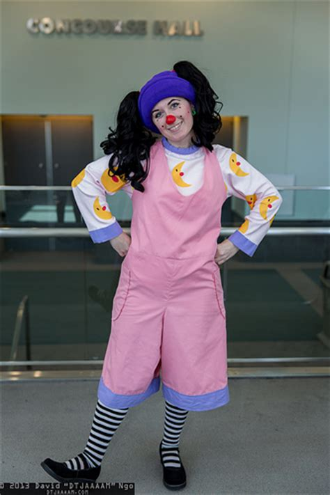the big comfy couch costume loonette the clown flickr photo sharing