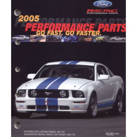 Classic Mustang Parts On Line Catalog Product Description 67 Grille Corral Led Light Kit C7zz Ford Racing Performance Parts Catalog 2012 Edition
