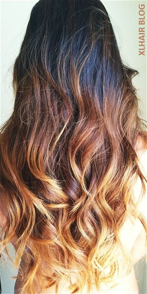 californianas en cabello negro xl hair v 205 deotutorial de mechas californianas en cabello