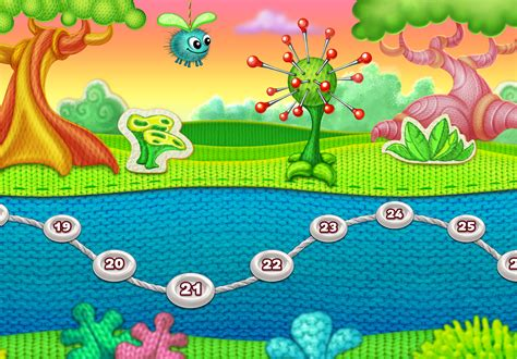 map world jungle level map jungle world for mobile quot rolling yarn on