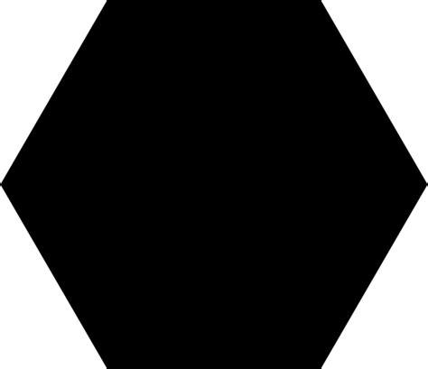 A Black file hexagon black svg wikimedia commons
