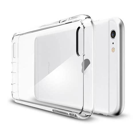 Spigen Iphone 6 Ultra Hybrid Clear spigen 174 ultra hybrid sgp11598 iphone 6 6s clear spaceboy