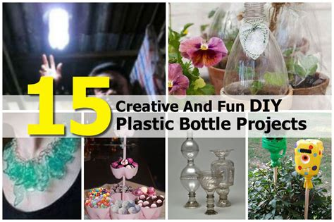 diy plastic bottle projects 15 creative and diy plastic bottle projects