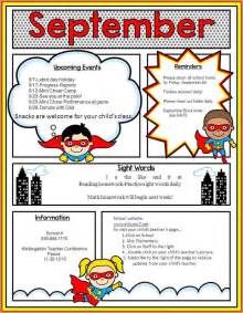 doc 585700 classroom newsletter template 10 awesome