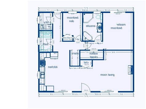 open floor house plans two house floor plans blueprints homes floor plans