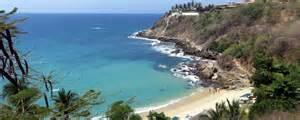 Carrizalillo and bacocho areas of puerto escondido i stood aghast